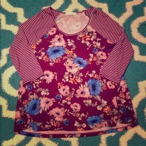 Super cute boutique top